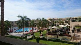 Rixos Sharm El Sheikh lizenzfreies stockbild