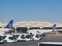 Riyadh airport Stock Photography
