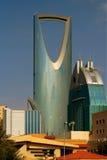 Riyadh - arquitetura moderna fotografia de stock