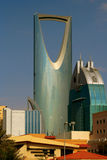 Riyadh - modern architecture Stock Photography