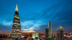 Riyadh, Oalya / Saudi Arabia: Saudi Arabia TimeLapse ,Riyadh Time Lapse – Al Faisaliah Tower - Faisaliah/
