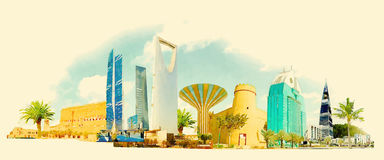 Riyadh Stock Photo