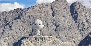 Riyam Monument, Muscat, Oman Stock Photo
