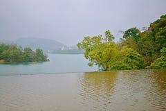 Riyuetan-Pool Stockfoto