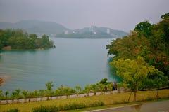Riyuetan-Pool Stockfotografie