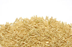 Riz à grain long Photos stock