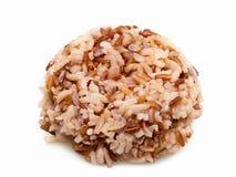 Riz brun, nourriture saine photos libres de droits