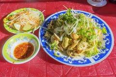 Riz de poulet de Hoi An (COM GA Hoi An) images stock