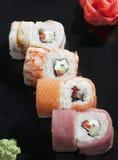 Riz de sushi japonais Image stock