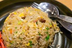 Riz frit Photo libre de droits