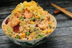 Riz frit chinois Image stock