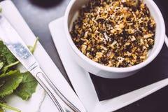 Riz frit de quinoa Image stock