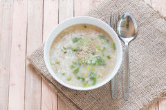 Riz Soft-boiled Images stock