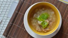 Riz Soft-boiled Image stock