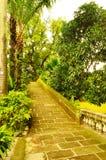 Rizal Park also Luneta Park or colloquially Luneta Royalty Free Stock Image