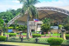 Rizal Park Open Air Auditorium in Manila, Philippines Stock Photos