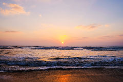 Rizhao Beach royalty free stock photo