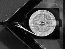 Rizo de la cuerda Fotografía de archivo libre de regalías