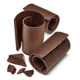 Rizo del chocolate imagen de archivo