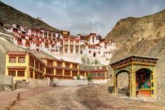 Rizong monastery, Ladakh, Jammu and Kashmir, India Royalty Free Stock Photos