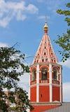 Rizopolojenia Church in Donskoj,Moscow,Russia Stock Photo