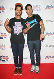 Rizzle Kicks Stock Photo