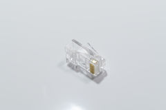 RJ45 connector Royalty Free Stock Images