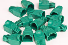 RJ45 Cover Stock Photography