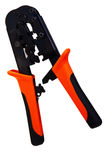 RJ45 crimper tool. Stock Image