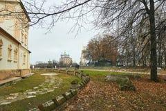 Rjazan', Russia - 5 novembre 2017: Vista generale di Rjazan'K fotografia stock