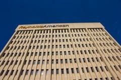 RJR Plaza Building in Winston-Salem, NC Stock Photo