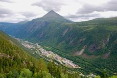 Rjukan Stock Foto