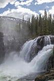 Rjukandefossen Royaltyfri Fotografi