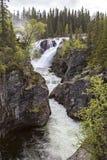 Rjukandefossen Royalty-vrije Stock Foto's