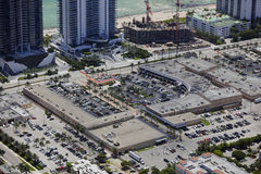 RK PLaza Sunny Isles Beach Royalty Free Stock Photography
