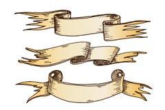 Ręka rysująca faborku wektoru ilustracja Fotografia Stock