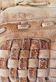 rękawiczki weathersa textu baseball Fotografia Royalty Free