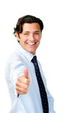 Ręki pozytywny geture Fotografia Stock