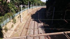 Rkiye Sirkeci för Istanbul tü tren garen arkivbilder