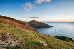 Rmae in Cornwall Royalty Free Stock Photo