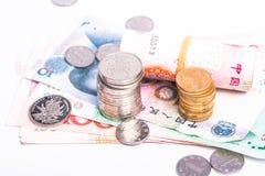 RMB cash Stock Image