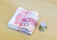 RMB Chinese Royalty Free Stock Images