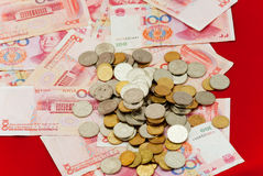 Rmb della Cina Immagine Stock Libera da Diritti