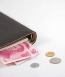 RMB i notatnik Obrazy Royalty Free