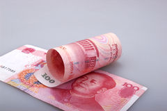 Rmb money Royalty Free Stock Photos