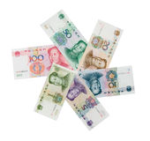RMB yuan Stock Images