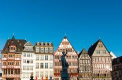 Römerberg, Frankfurt Royalty Free Stock Images