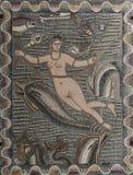 Römisches Mosaik Stockfotografie