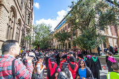 Rmit graduation day Stock Photography