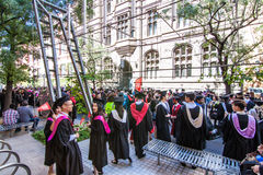 Rmit graduation day Stock Photos